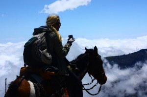 horseback riding ecuador